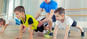 program treninga za decu