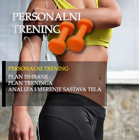lični trening